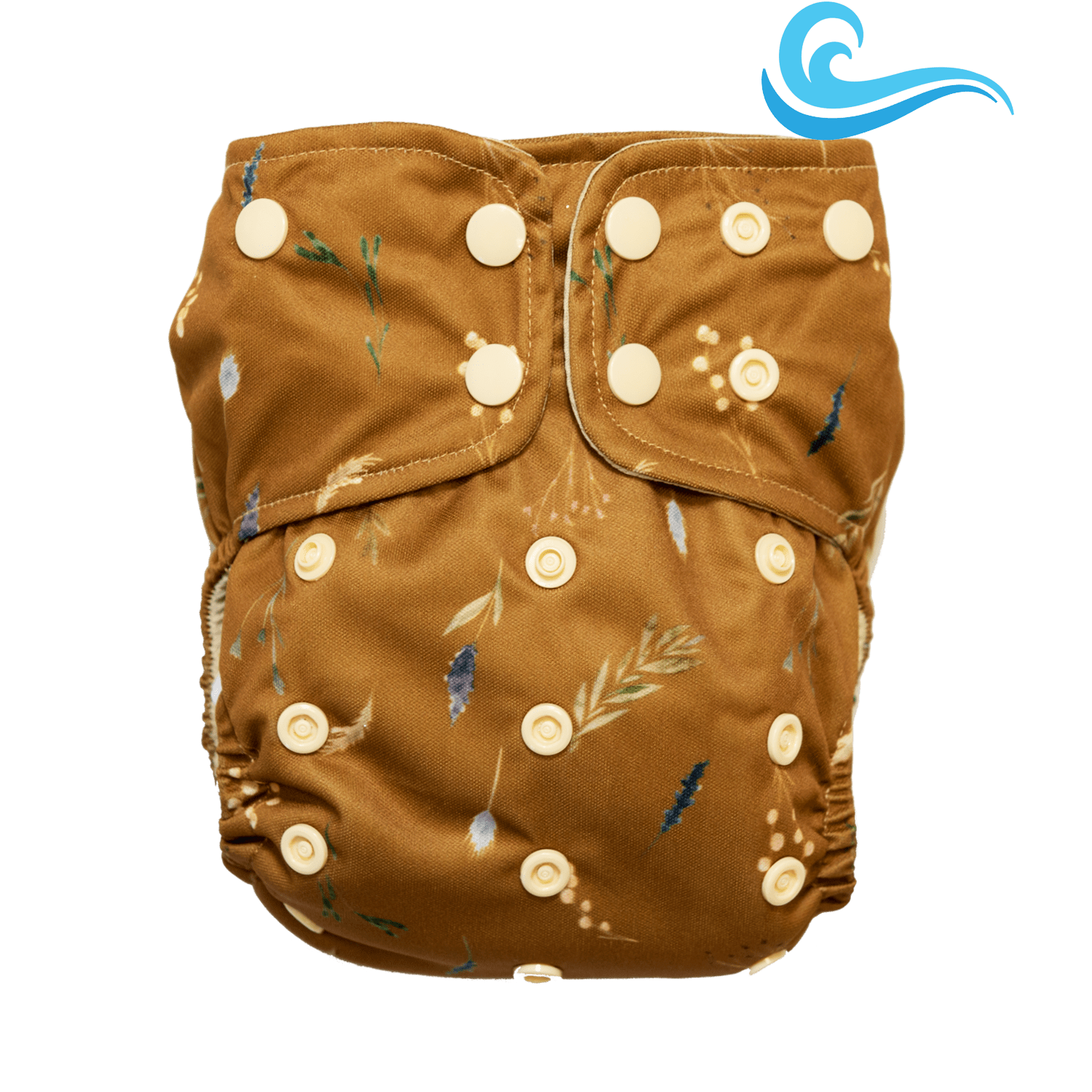 Lighthouse Kid's Company Simplicity Swim Diaper - Vintage Branch