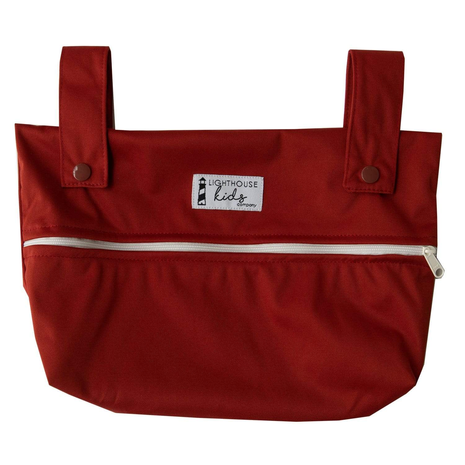 Lighthouse Kid's Company Small Wet Bag - Cranberry