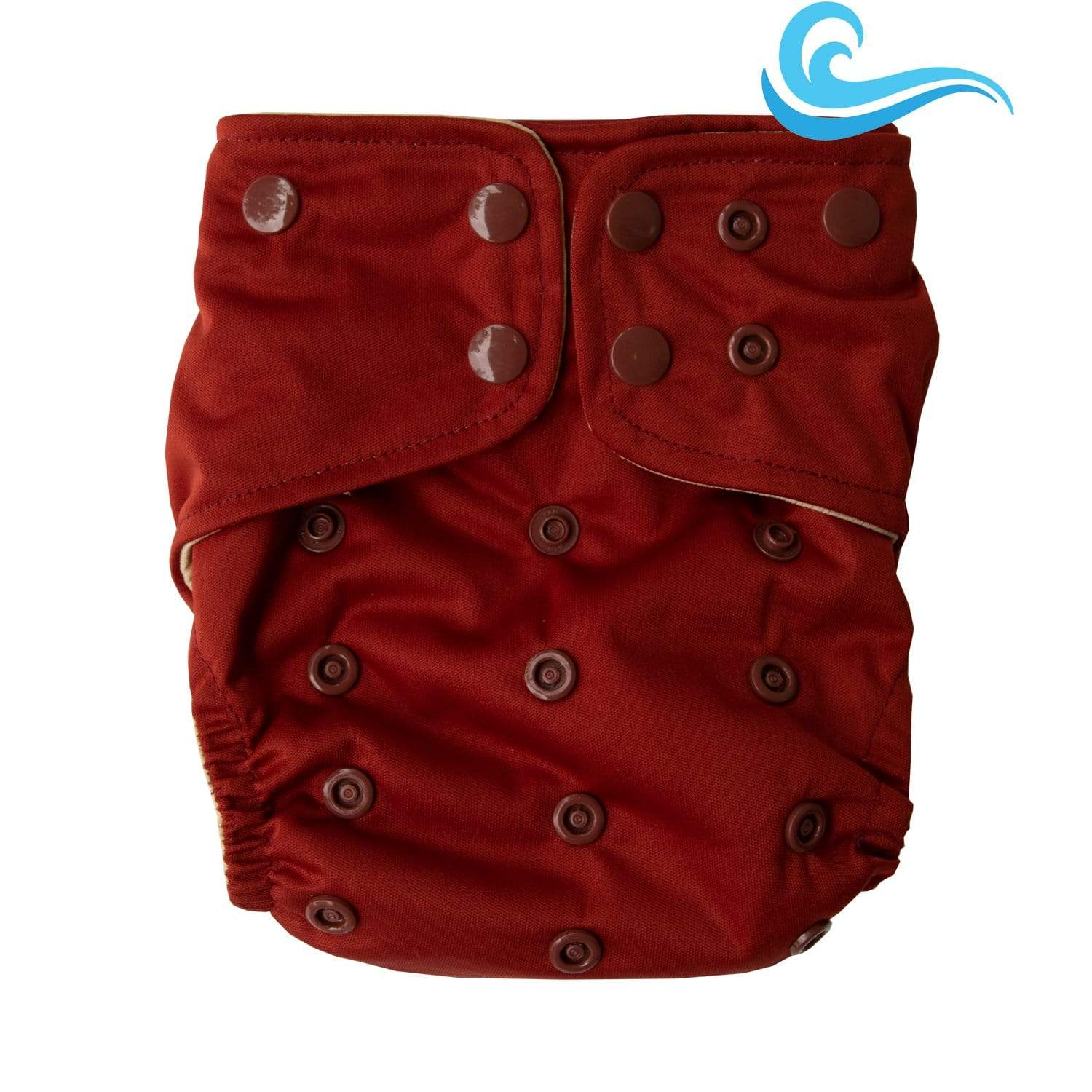 Lighthouse Kid's Company Snap Supreme Swim Diaper - Cranberry