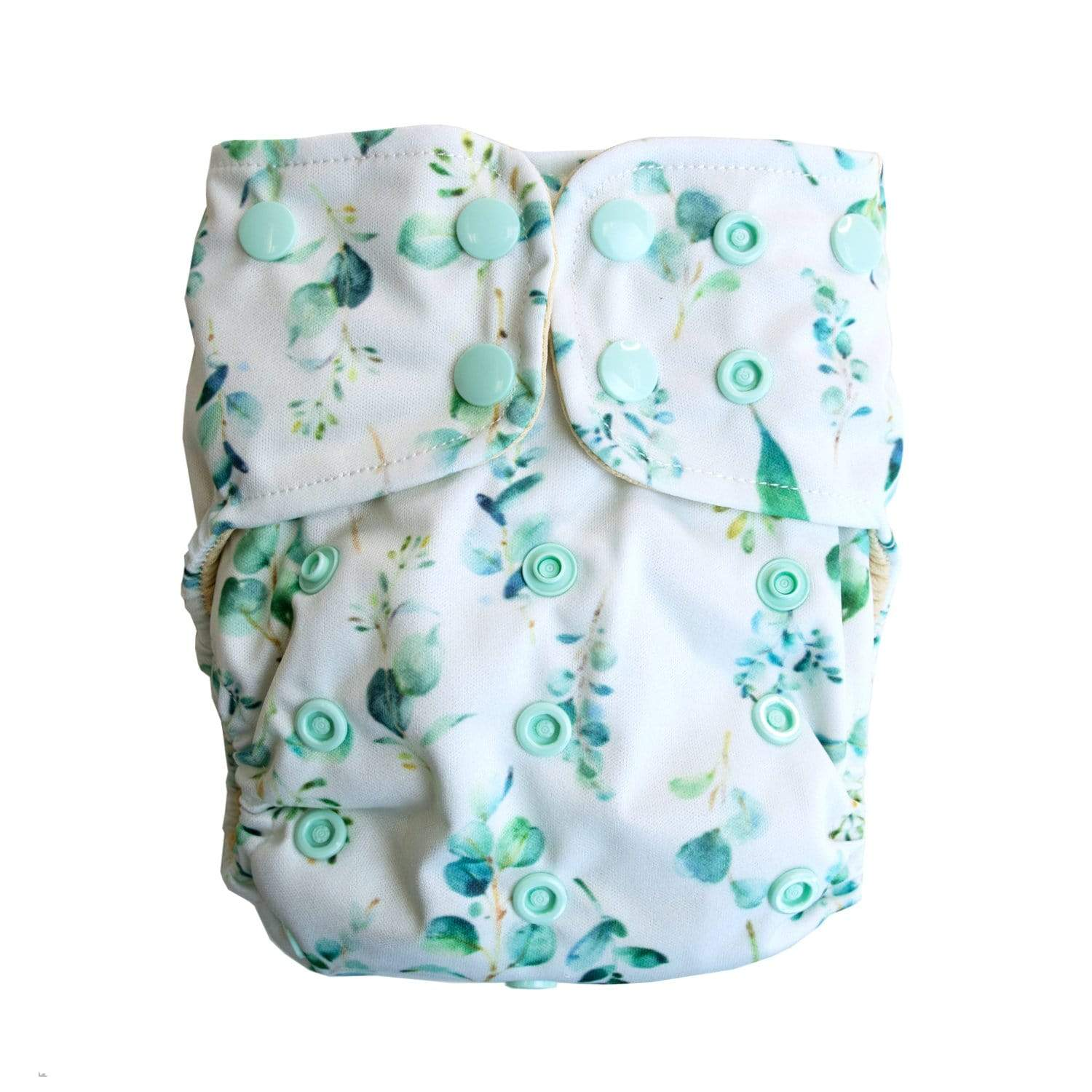 Lighthouse Kid's Company Supreme All In One Diaper - Eucalyptus