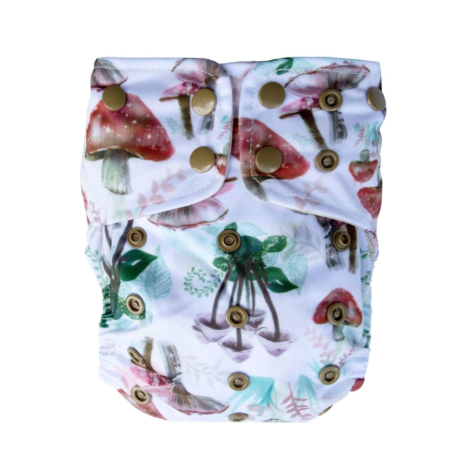Lighthouse Kid's Company Supreme All In One Diaper - Toadstool