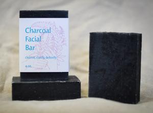 LuSa Charcoal Facial Bar