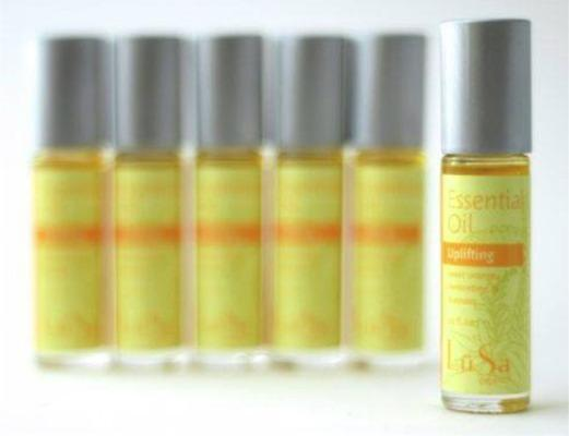 LuSa Essential Oil Roll on - Uplifting