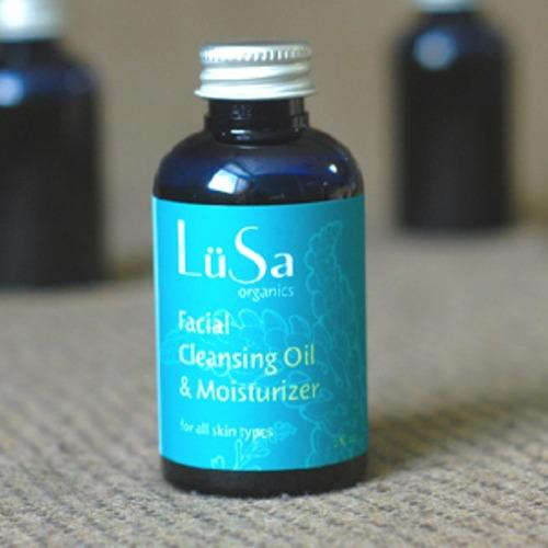 LuSa Facial Cleansing Oil 2 oz