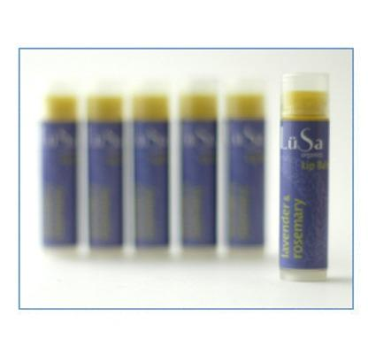 LuSa Lip Balm - Lavender and Rosemary