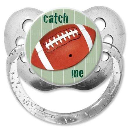 Michaelson Entertainment Sport Pacifier - Football