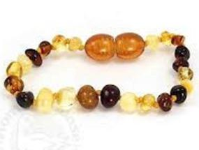 Momma Goose Baltic Amber Bracelet - Adult - Multi