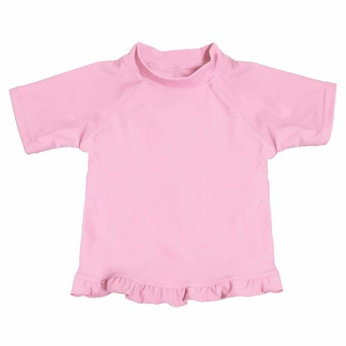 My Swim Baby Rashguard Shirt - Light Pink