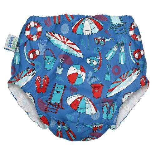 My Swim Baby Swim Diaper - Beach Life