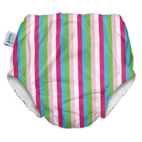 My Swim Baby Swim Diaper - Seaside Stripes