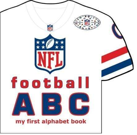 NFL Football ABC Board Book