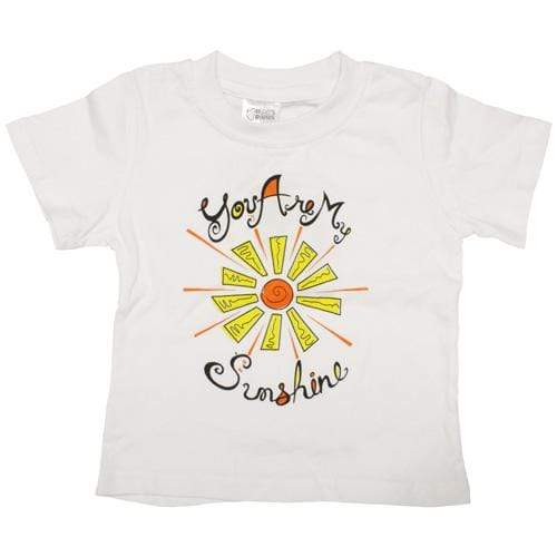 Nicki's Diapers Baby & Toddler T-Shirts - You Are My Sunshine
