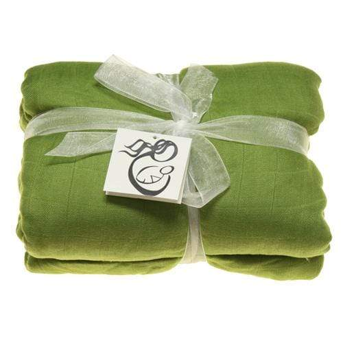 Nicki's Diapers Bamboo Security Blanket - Caramel Apple