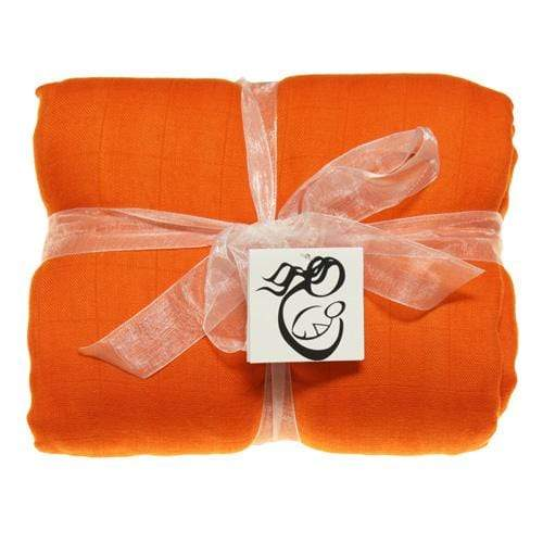 Nicki's Diapers Bamboo Security Blanket - Dreamsicle