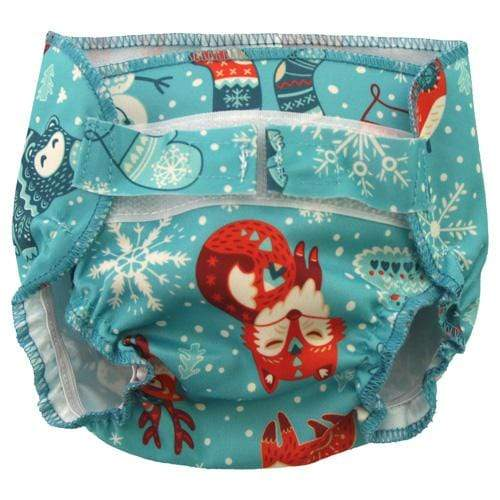Nicki's Diapers Doll Diapers - Get Yeti For Winter