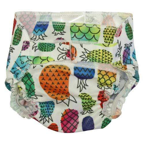 Nicki's Diapers Doll Diapers - Pineapple Paradise