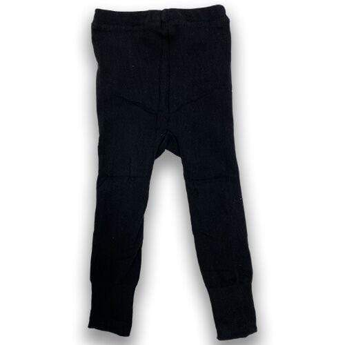 Nicki's Diapers Knit Pants - Black Licorice