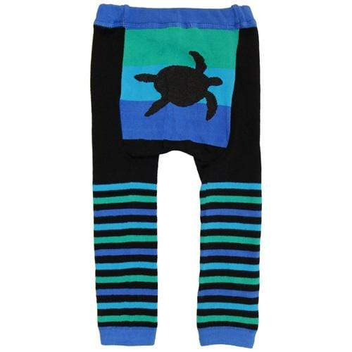 Nicki's Diapers Knit Pants - Underwater World