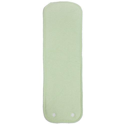 Nicki's Diapers One Size Bamboo Soaker Pad - Green
