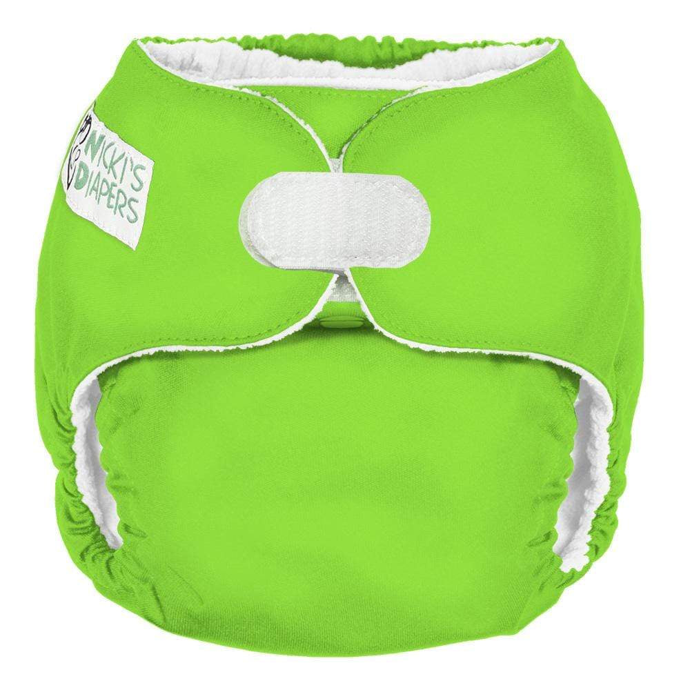 Nicki's Diapers One Size Hook and Loop Pocket - Get Slimed