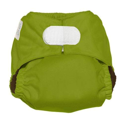 Nicki's Diapers One Size Hook and Loop Ultimate All in One - Caramel Apple