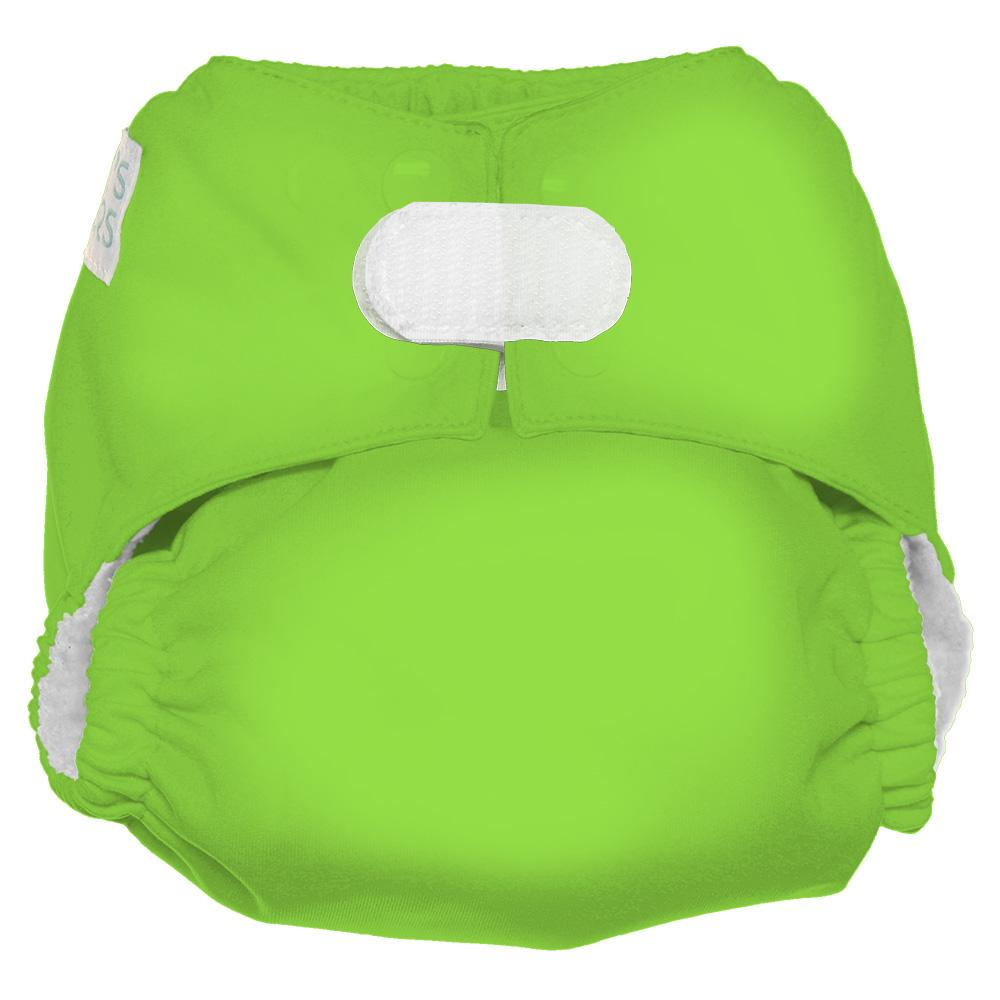 Nicki's Diapers One Size Hook and Loop Ultimate All in One - Get Slimed