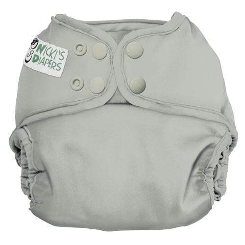 Nicki's Diapers One Size Snap Diaper Cover - Rock Candy
