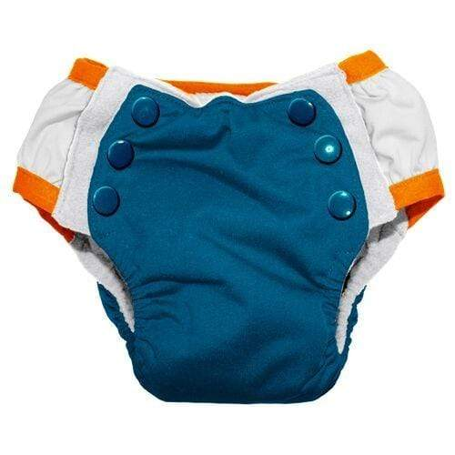 Nicki's Diapers Overnight Training Pants - Blue Razz