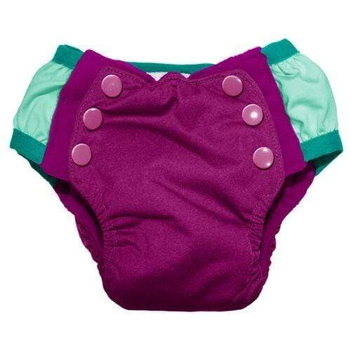 Nicki's Diapers Overnight Training Pants - Grape Soda