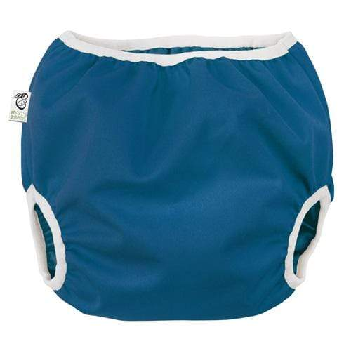 Nicki's Diapers Pull on Diaper Cover - Blue Razz