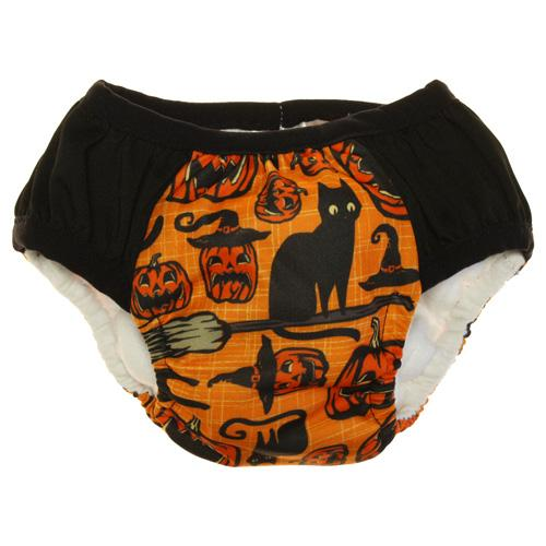 Nicki's Diapers Training Pants - Scaredy Cat S