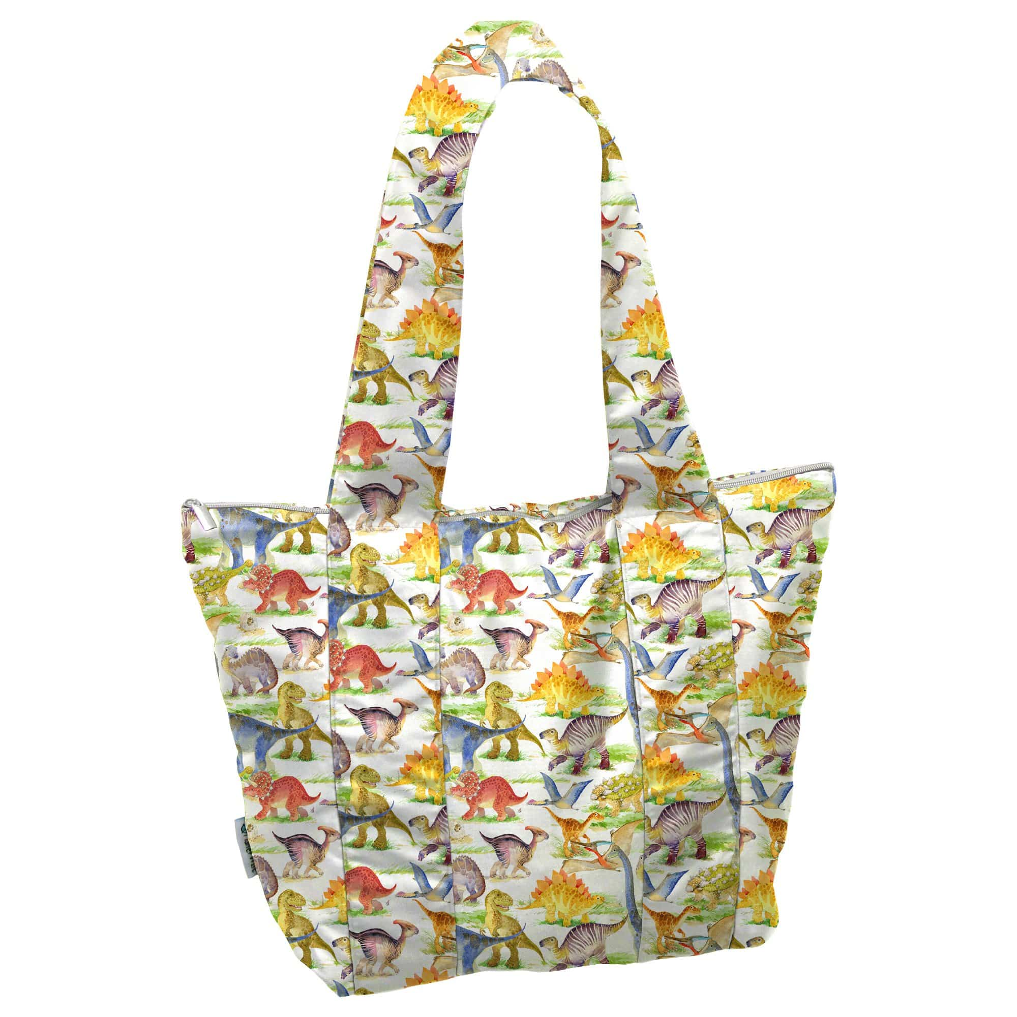 Oh Lily! All Day Tote - Dino Mite