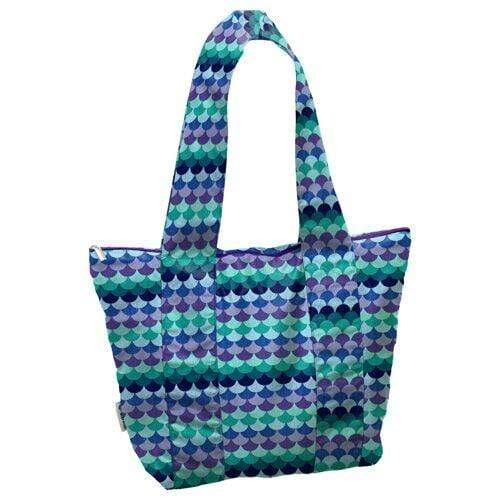 Oh Lily! All Day Tote - Mermaid Tail