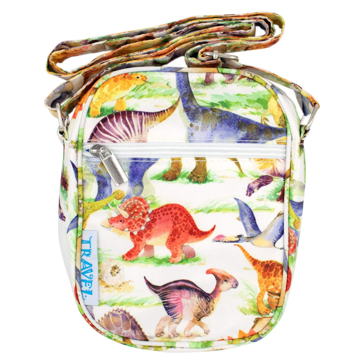 Oh Lily! Cross Over Bag - Dino Mite