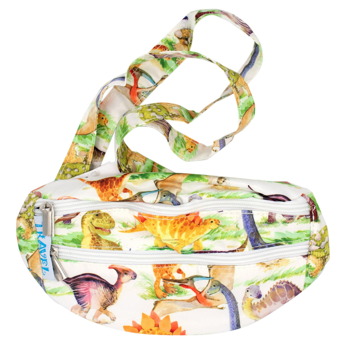 Oh Lily! Fanny Pack - Dino Mite