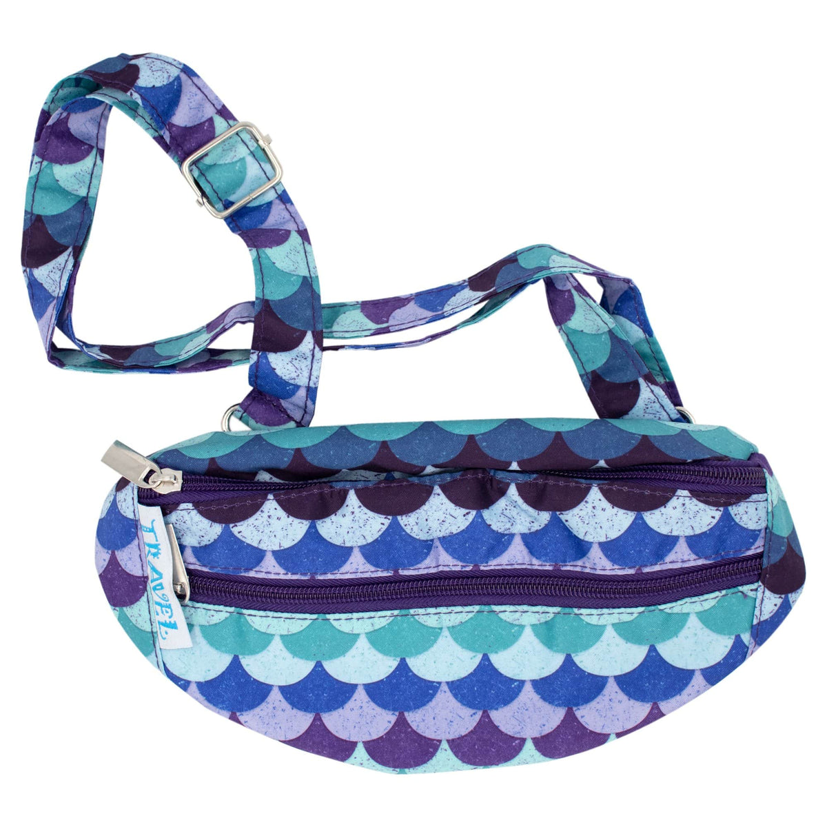 Oh Lily! Fanny Pack - Mermaid Tail