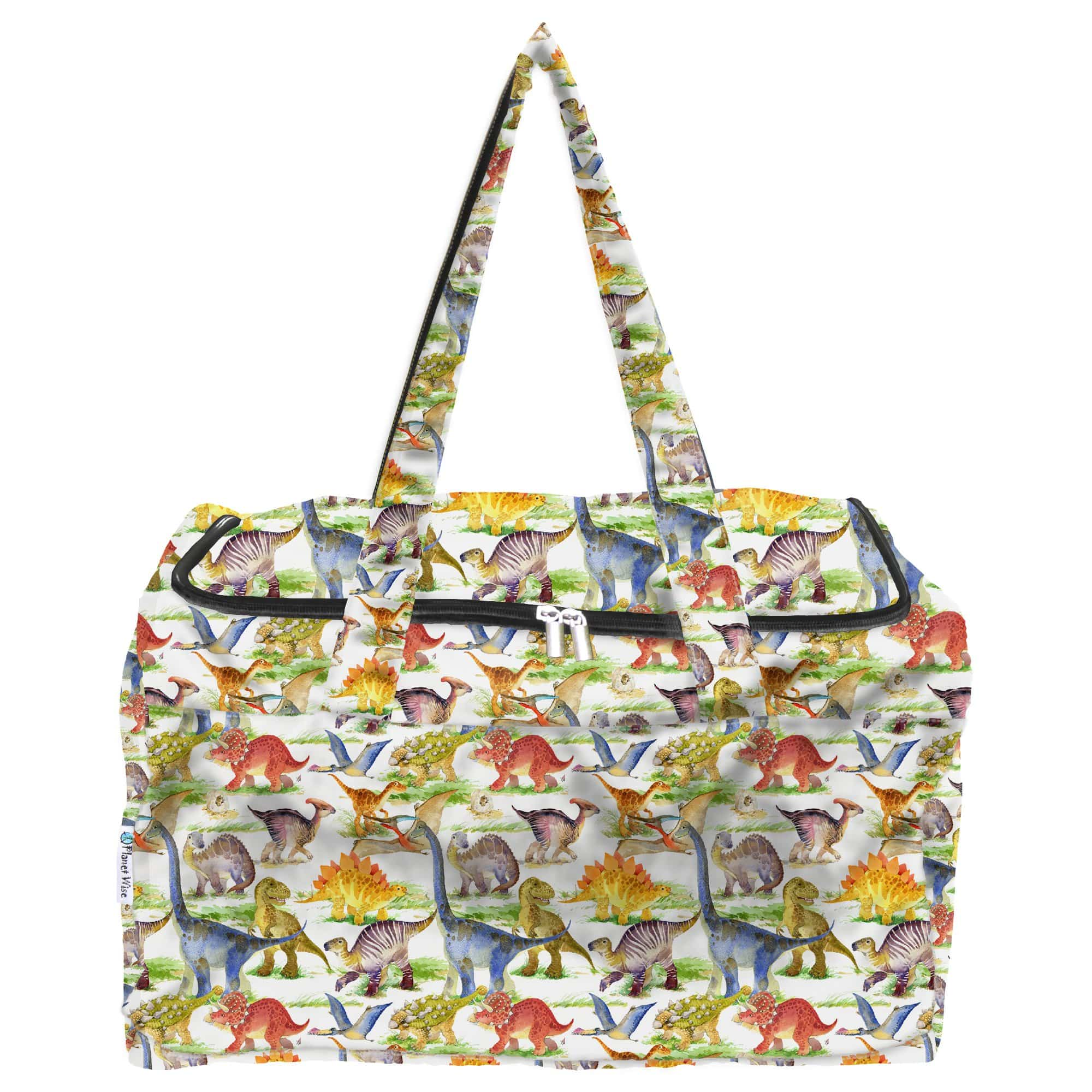 Oh Lily! Overnight Bag - Dino Mite
