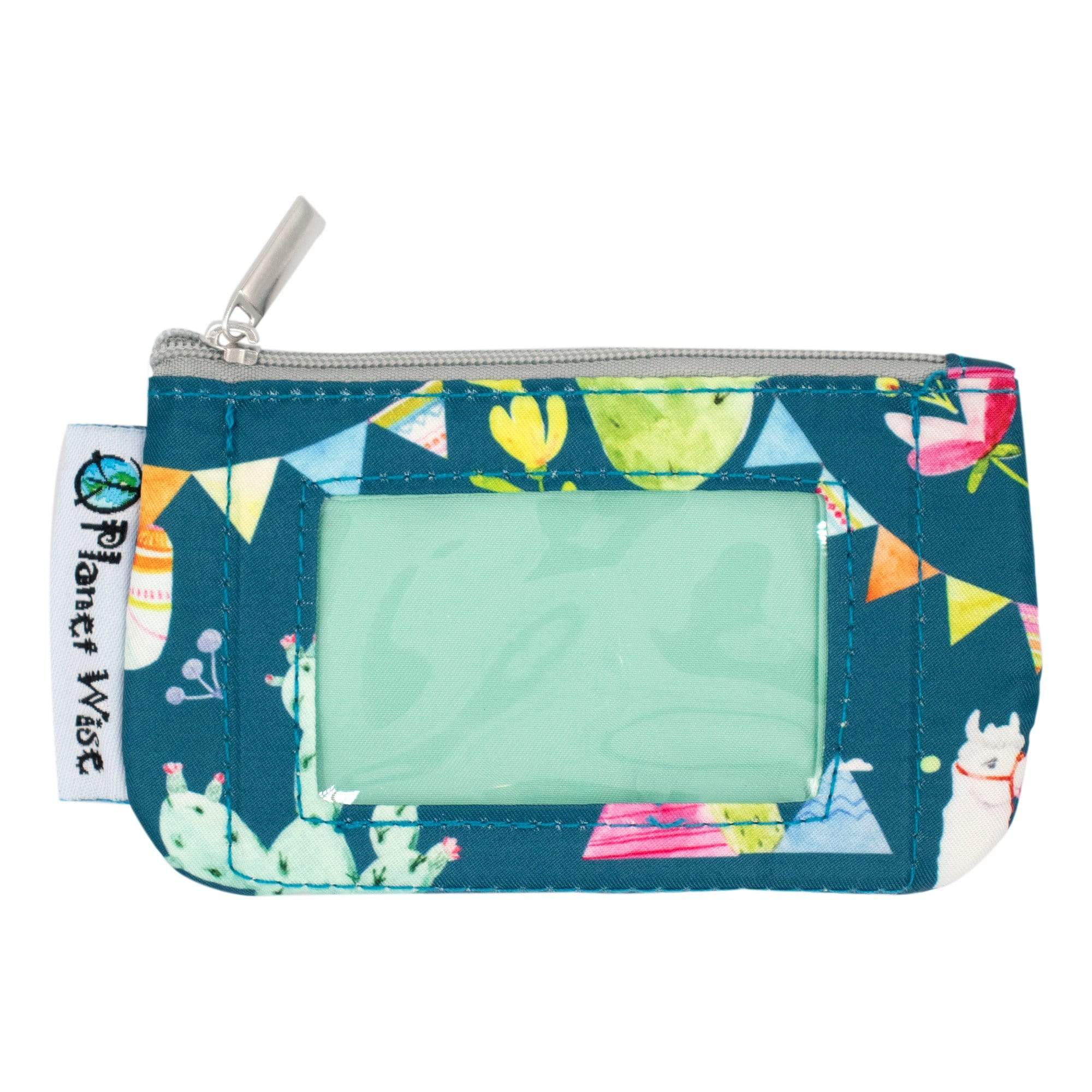 Oh Lily! Zip ID Holder - Llama Party