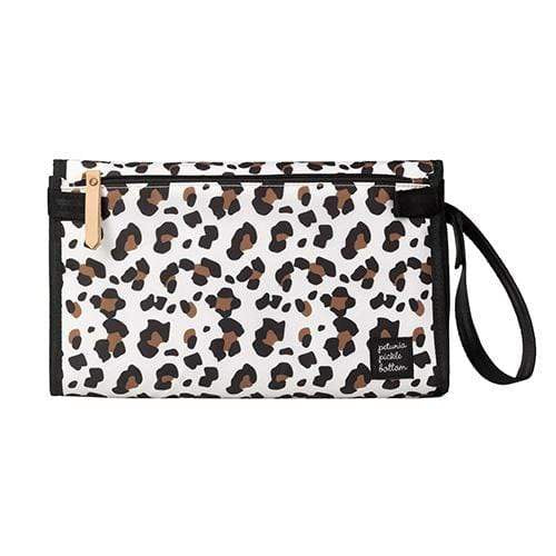 Petunia Pickle Bottom Nimble Diaper Clutch & Changer - Leopard