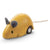 Plan Toys Moving Mouse - Yellow