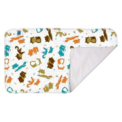 Planet Wise Changing Pad - Fox Trot