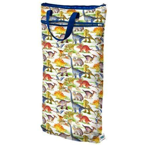 Planet Wise Hanging Wet/Dry Bag - Dino Mite