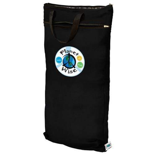 Planet Wise Hanging Wet/Dry Logo Bag
