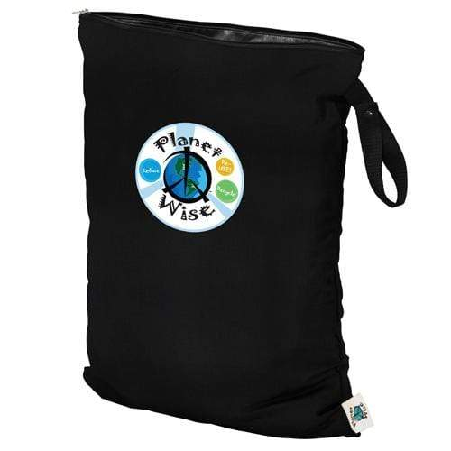Planet Wise Large Logo Wet Bag