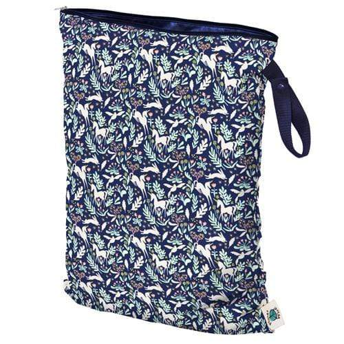 Planet Wise Large Wet Bag - Enchanted Unicorn L