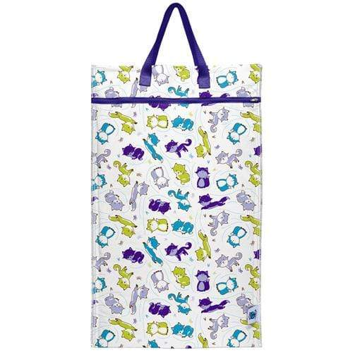 Planet Wise Lite Hanging Wet Bag - Foxy Frolic