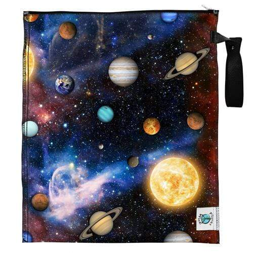 Planet Wise Medium Lite Wet Bag - Far Far Away M