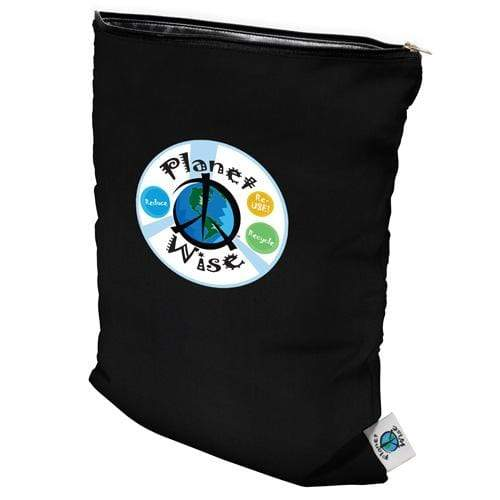 Planet Wise Medium Logo Wet Bag - Mermaid Tail M
