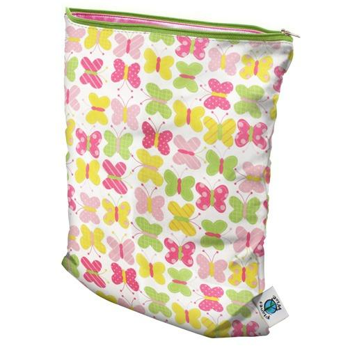 Planet Wise Medium Wet Bag - Flutter