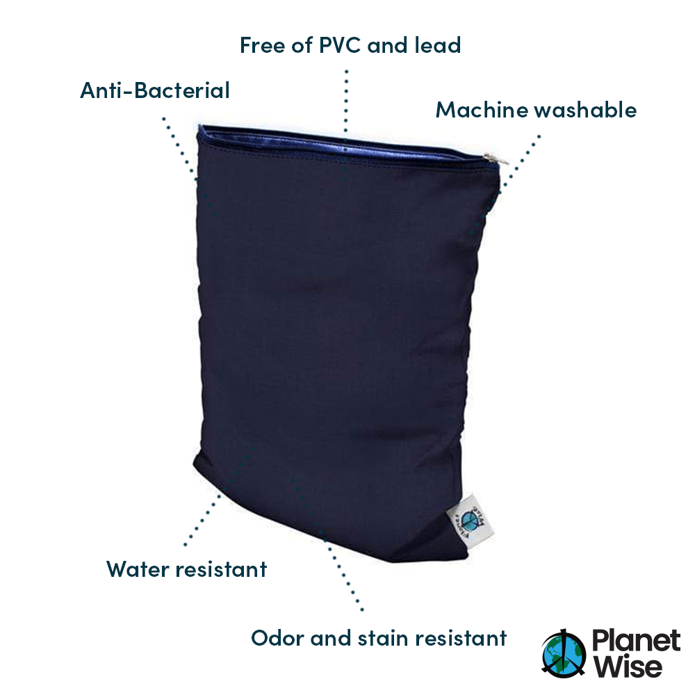 Planet Wise Medium Wet bag - Make A Wish